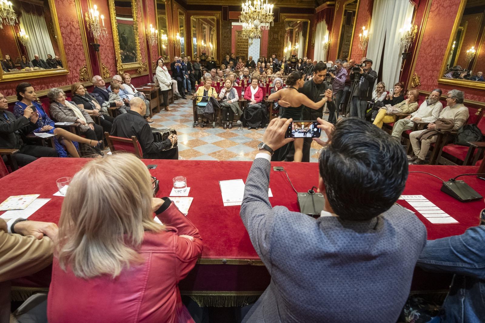 Arranca el Festival Internacional de Tango de Granada 2019