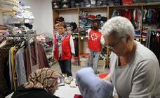 La sede de Cruz Roja en Obispo Orberá no estará en obras hasta el año que viene