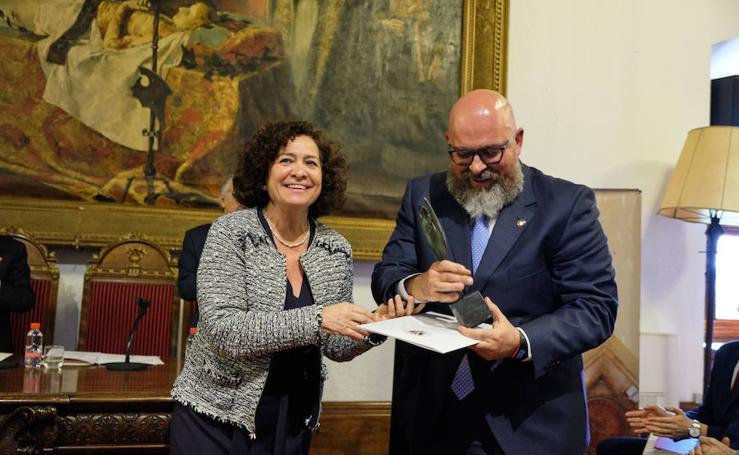 El Consejo Social de la UGR entrega sus premios