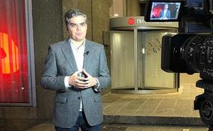 El periodista Vicente Azpitarte, cabeza de lista del PP al Senado por Granada