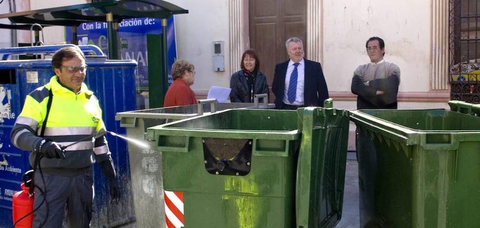 Media provincia bajo la amenaza de una huelga de basura por el convenio