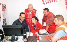Más de 1.100 personas reciben apoyo de Cruz Roja ante el duelo