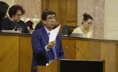 Marín defiende modificar el Estatuto para los aforamientos y el PSOE insta a una reforma amplia