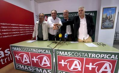 Más Costa Tropical llega para «luchar por nuestra tierra»