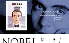 Una web recoge firmas para pedir el Nobel de Literatura para Lorca