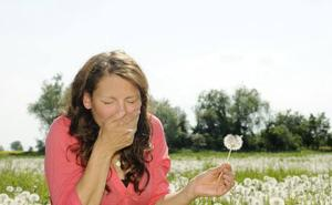 Buenas noticias para los alérgicos: la primavera será leve