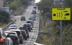 Google Maps ya permite detectar radares en carretera