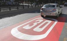 La puesta en marcha de la limitación obligatoria a 30km/h por hora en toda la ciudad se retrasa sin fecha
