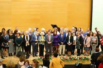 Entrega de los premios Igualdad de la Diputación Provincial de Granada