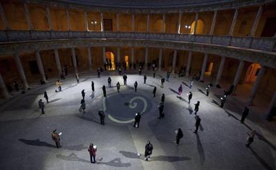 Granada presumió de versos por el Día Mundial de la Poesía