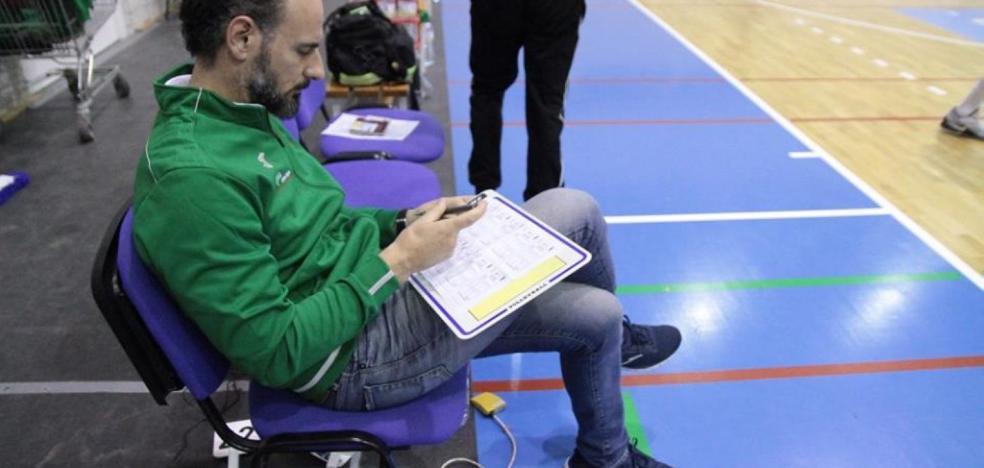Vecindario, 'frontera sur' con los playoffs para Manolo Berenguel