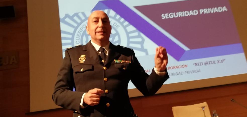 La seguridad privada en Jaén se suma a la lucha antiterrorista