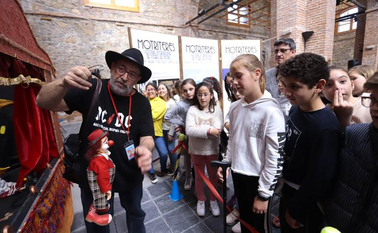 Motril inaugura su primer festival de títeres