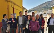 Maíllo celebra la confluencia con Podemos en Jaén para «cuidar los barrios»