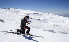 Llega el Campeonato de Andalucía de 'telemark' a las pistas de Sierra Nevada