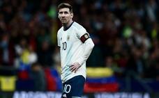 Ni siquiera Messi reactiva a Argentina ante una gran Venezuela