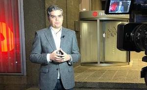 Vicente Azpitarte: el periodista granadino que salta a la cancha política