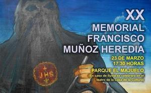El Memorial de bandas de Semana Santa de Almuñécar ayudará a un pequeño enfermo de ELA