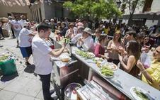 El Ayuntamiento de Granada elimina este año las barras del Día de la Cruz en Centro y Albaicín