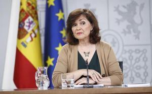 La Junta Electoral apercibe a Calvo por hacer uso partidista de la cuenta en Twitter de su ministerio