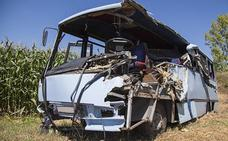 Al menos 70 muertos en una colisión frontal entre dos autobuses en Ghana