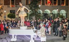 El II Festival de Piano de Jaén arranca con el show 'Piano Ballerine'