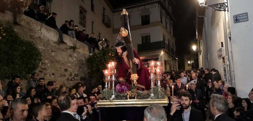 Agenda cofrade para este fin de semana en Granada
