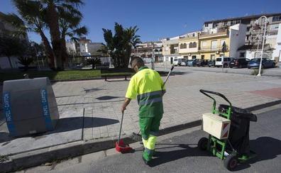 Los sindicatos convocan huelga en el servicio de limpieza de Motril