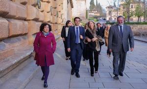 Rocío Díaz será nombrada directora de la Alhambra el próximo martes