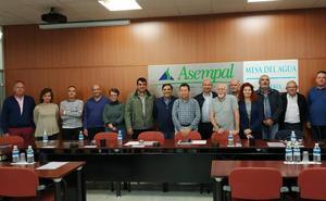 Los regantes de Almería se suman a la lucha por las tuberías de Rules y piden «solidaridad» si sobra agua