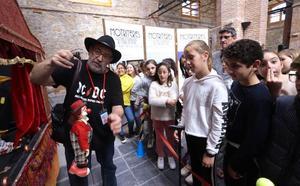 Motril inaugura su primer festival de títeres con 50 espectáculos y actividades gratuitas en diez días