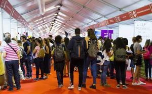7.000 estudiantes de Bachillerato y Formación Profesional participarán el IV Salón Estudiantil de la UGR