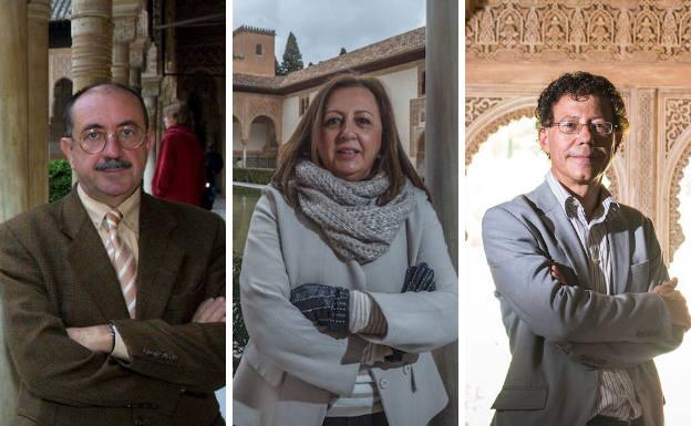 Los otros directores del Patronato de la Alhambra que precedieron a Rocío Díaz