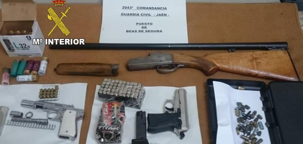 Detenido por lesionar y amenazar con una escopeta 'ilegal'