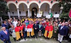 Todas las imágenes del VI Congreso en Granada de la Federación Andaluza de Cofradías Gastronómicas
