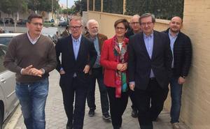 Guirao critica la «bronca, la pelea y las noticias falsas» de la derecha frente a un PSOE de «concordia»