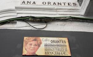Granada prepara un jardín en homenaje a Ana Orantes, asesinada por su exmarido en 1997