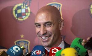 Rubiales: «Tebas no puede ser el ministro de deportes»