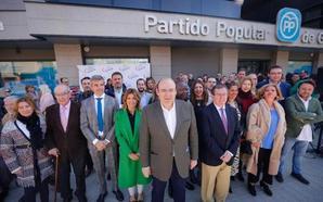 El exsenador Luis González será el número dos del PP en las elecciones municipales