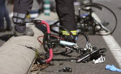 Mueren dos ciclistas en otro domingo trágico
