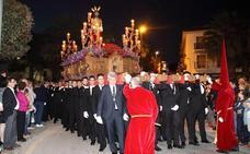 Se buscan costaleros para que el Cristo de la Humillación pueda procesionar en Salobreña