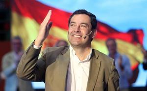 Moreno advierte de que un nuevo Gobierno de Sánchez haría asomar la «sombra de Zapatero»