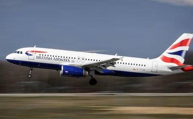 Un vuelo de British Airways con destino a Dusseldorf aterriza por error en Edimburgo