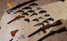 Detenido en Córdoba por presuntamente disparar a su vecino y tener 19 armas en casa