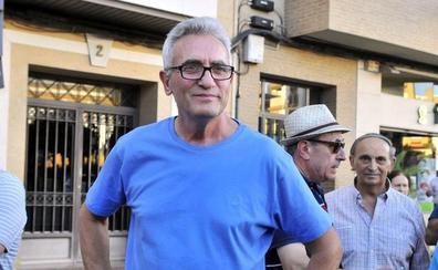 Diego Cañamero, candidato de Podemos a la Alcaldía de El Coronil