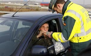 Doce detenidos en Granada por conducir 'colocados' tras consumir cuatro drogas distintas