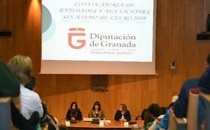 Diputación destina 415.000 euros a proyectos de entidades y asociaciones sin ánimo de lucro de la provincia