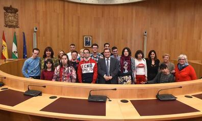 Diputación apuesta por la integración de las personas con discapacidad intelectual