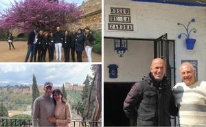 «Zidane quedó encantado con Granada, dice que volverá en cuanto saque un rato»