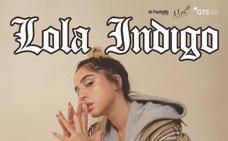 Lola Índigo vuelve a Granada con la promesa de hacer algo «muy especial»